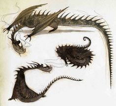 How To Train Your Dragon (2010) - Character Design :: 네이버 블로그