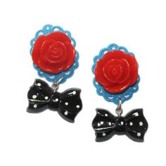 Plugs for Gauged Ears  dangles  4mm6mm8mm10mm12mm / 00g by AvenueB, $20.00