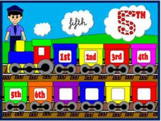 ORDINAL NUMBERS PPT GAME#