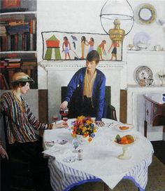 The Athenaeum - Lunch (Harold Harvey - ), 1918 Figure Painting, Painting & Drawing, Juan Pablo Ii, Paint Drop, In Vino Veritas, Female Art, Art History, Egyptian, Opera