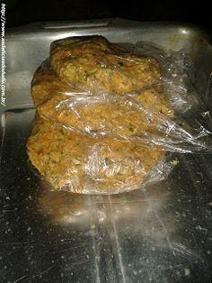 As delicias do Dudu: hamburguinhos (de carne, de frango, de forno)