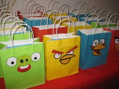 """Photo 11 of 13: Angry Birds / Birthday """"Angry Birds Birthday Party"""" 