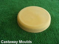 This mould is made from a durable Plastic. Round Stepping Stones, Stepping Stone Pathway, Stepping Stone Molds, Store, Design, Larger, Shop