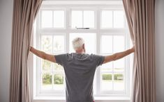 Using UPVC windows at the time of construction may give you many kind of benefits. Read out the best benefits about upvc windows Cardiff. Metal Windows, Upvc Windows, Wooden Windows, Sash Windows, Windows And Doors, Curtain Drawing, Cardiff, Good Things