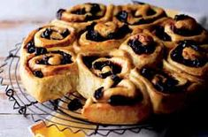 These sweet and sticky prune buns from Weight Watchers are delicious served warm, and are a real treat whether you're watching your weight or not.