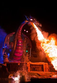 Best Places to View Fantasmic! (Plus tips for photographing it.)