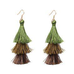 Women-Fashion-Bohemian-Earrings-Vintage-Long-Tassel-Fringe-Boho-Dangle-Earrings