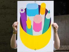 Área Visual - Blog de Arte y Diseño: Maddison Graphic. Estudio de diseño
