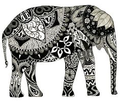 this would be a fantastic boho tattoo!!