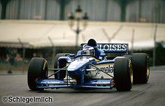 la primera y única victoria de Olivier Panis en la Fórmula 1, MÓNACO 2003