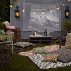 Backyard Movie Theaters-11-1 Kindesign