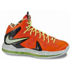 Nike LeBron X PS Elite Basketball Shoe