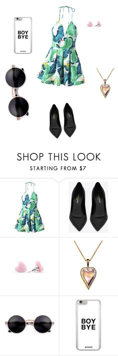 """""""Different"""" by percabeth0712 on Polyvore featuring Yves Saint Laurent"""