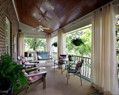 Eclectic Porch Design, Pictures, Remodel, Decor and Ideas