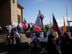 Capturador de Imágenes: 16 de julio Solemnidad de la Virgen del Carmen, patrona de Chile