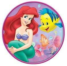 Ariel the Little Mermaid Deco Pillow - Underwater Kingdom: This Ariel the Little Mermaid decorative pillow will be the perfect complement for any Ariel the Little Mermaid or Disney Princess themed room. Little Mermaid Birthday, Little Mermaid Parties, Disney Little Mermaids, Ariel The Little Mermaid, Disney Princess Frozen, Unicorn Pictures, Mermaid Invitations, Mermaid Cakes, Princesas Disney