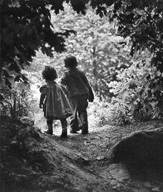 A Walk to Paradise Garden. Eugene Smith.