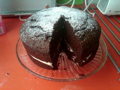 The best chocolate cake I ever did make.