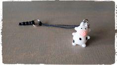Mobielhanger koe