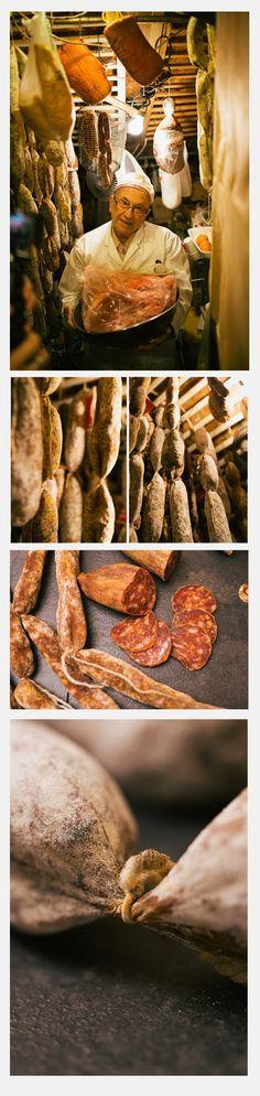 Panoram Italia - How to Make Homemade Italian Sausage and Soppressata