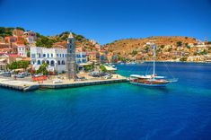 10 Gorgeous Greek Islands You Haven't Heard Of Yet - Travel Den Kusadasi, Marmaris, Mykonos, Santorini, List Of Greek Islands, Greek Islands Vacation, Greek Island Tours, Vacation Places, Places To Travel