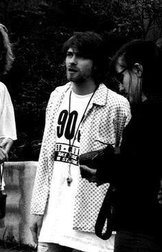 Kurt. <3 Brazil, 1993