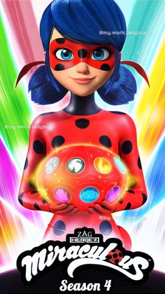 Miraculous Ladybug Wallpaper, Miraculous Ladybug Fan Art, Meraculous Ladybug, Ladybug Comics, Lady Bug, Tikki Y Plagg, Ladybug Und Cat Noir, Pinturas Disney, Lion King Art