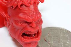 LittleRP - Affordable Flexible Open 3D Resin Printer by LittleRP — Kickstarter Prints at 15microns detail, wowwww