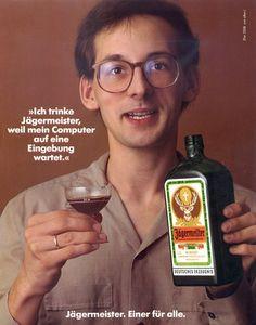 Jägermeister good for party yah!