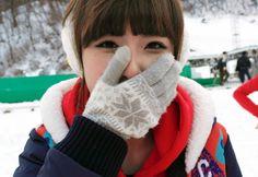 Nine Muses HyeMi @ Let's Go Dream Team