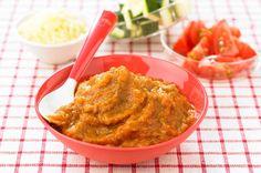 Marmelade de légumes du soleil (dès 6 mois)
