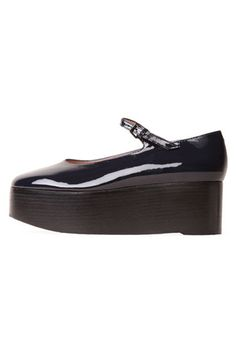Throwback? Mary Janes that are all grown up