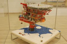Lego Oilrig | by Chairudo