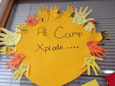 Summer Camp- What we love at Camp Xplode.