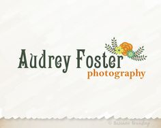 Premade Logo and Watermark for by BusinessBranding on Etsy, $25.00 Shabby Chic, Logo Design, Branding, Logos, Handmade Gifts, Photography, Etsy, Kid Craft Gifts, Brand Management