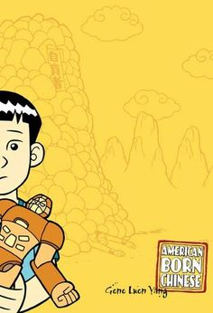 Check out this award winning graphic novel by Gene Luen Yang