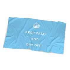 Personalised beach towels from £26