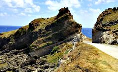 Breathtaking Batanes: 25 Photos That Will Make You Want To Visit Batanes Batanes, Philippines Travel, Rock Formations, Sunshine, Make It Yourself, Places, Water, How To Make, Outdoor