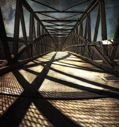 Bridge over I-25