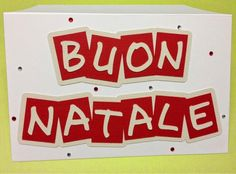 Card Natalizia. Free file Silhouette Cameo
