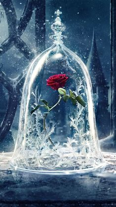 Beauty and the Beast flower