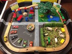 We have been searching the internet high and low to find THE best Tuff Tray Inspiration on the web! From small worlds to sensory play to...