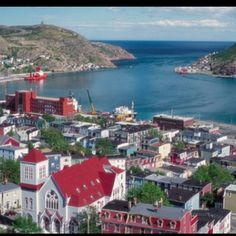 John's is one of the oldest European settlements in North America and is the capital city of Newfoundland and Labrador, Canada. Newfoundland Canada, Newfoundland And Labrador, Newfoundland Recipes, Saint John, O Canada, Canada Travel, Disney Magic, Gros Morne, Cities