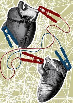Derya Öztürks Plantuman Heart Image 3: Jump Start My Heart