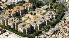 O Conjunto Habitacional IAPI (Instituto de Aposentadorias e Pensões dos Industriários), foi criado em 1936, com o objetivo de abrigar os aposentados do setor industriário