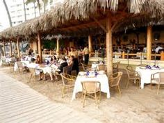 La Palapa Restaurant, Puerto Vallarta  http://www.fandctravel.com/los-angeles-cruise/