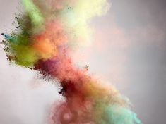 powder photo by Marcel Christ photography http://www.marcelchrist.com/non_commissioned #colors