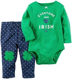 Patricks Day Dabbing Leprechaun Infant Tutu Bodysuit inktastic St
