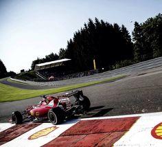 Belgium GP F1 2015
