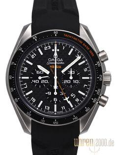 OMEGA Speedmaster HB-SIA Kautschuk 321.92.44.52.01.001